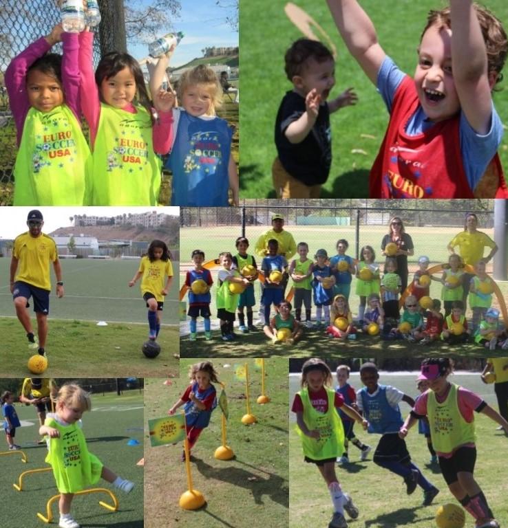 2018/19 Holiday Camps – Euro Soccer USA